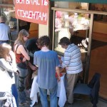 print on may 1 draws a crowd at Russian show