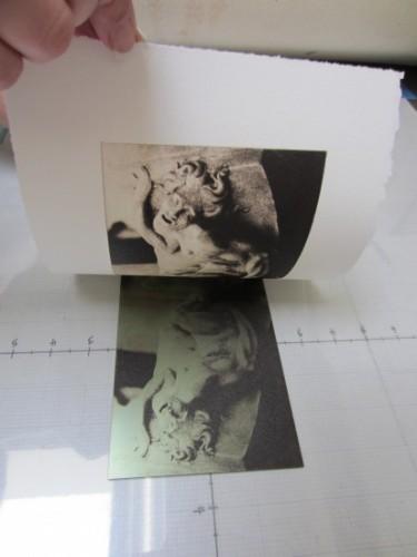 Photopolymer Intaglio - Beth Redmond